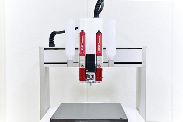 卓上ロボット・多軸ロボットなどに搭載可能